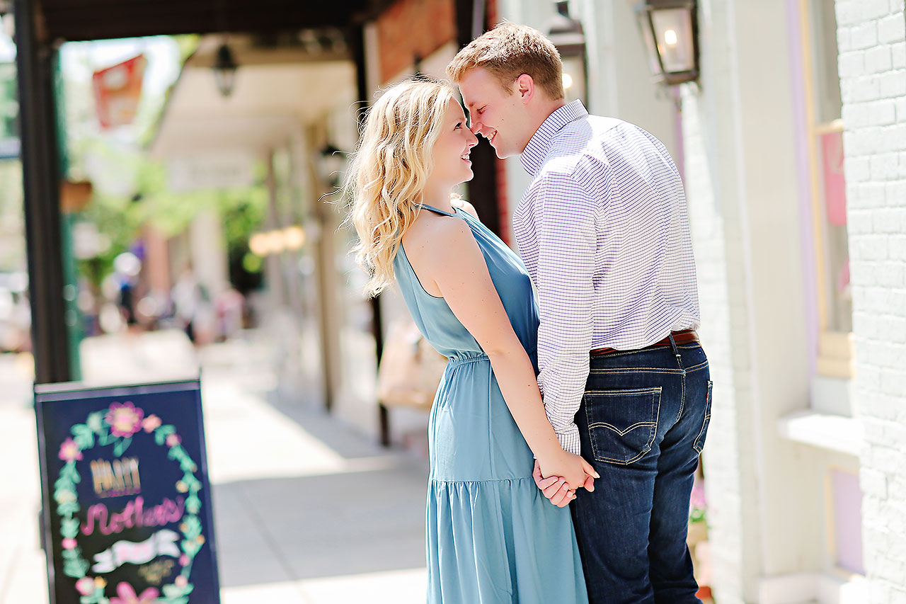 Morgan Max Zionsville Engagement Session 141