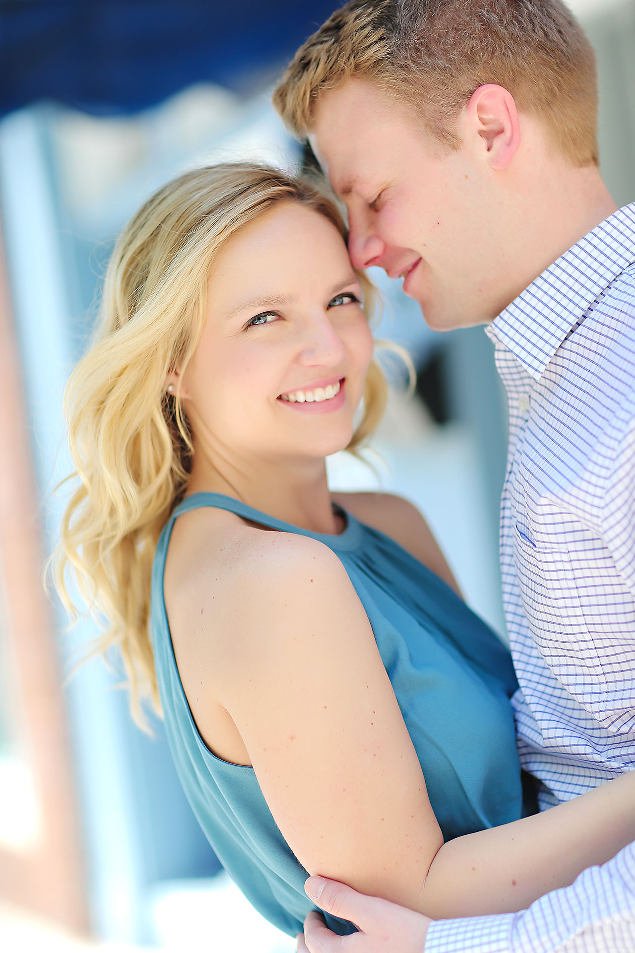 Morgan Max Zionsville Engagement Session 137