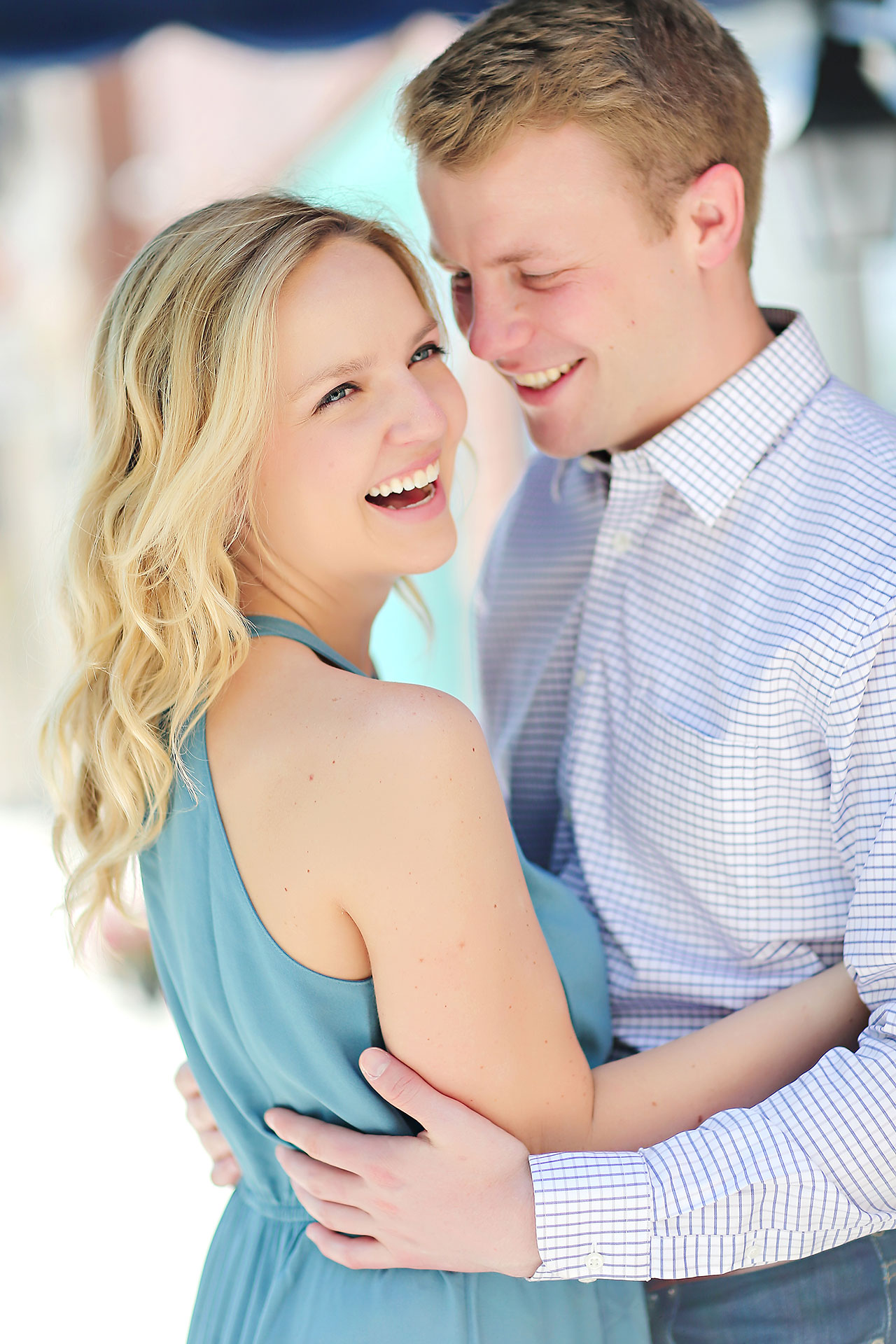 Morgan Max Zionsville Engagement Session 133