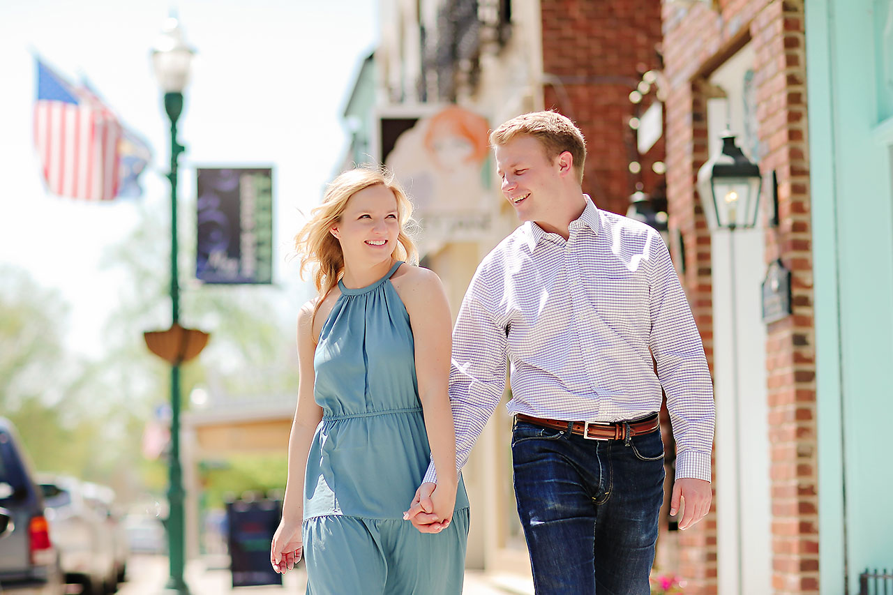 Morgan Max Zionsville Engagement Session 127