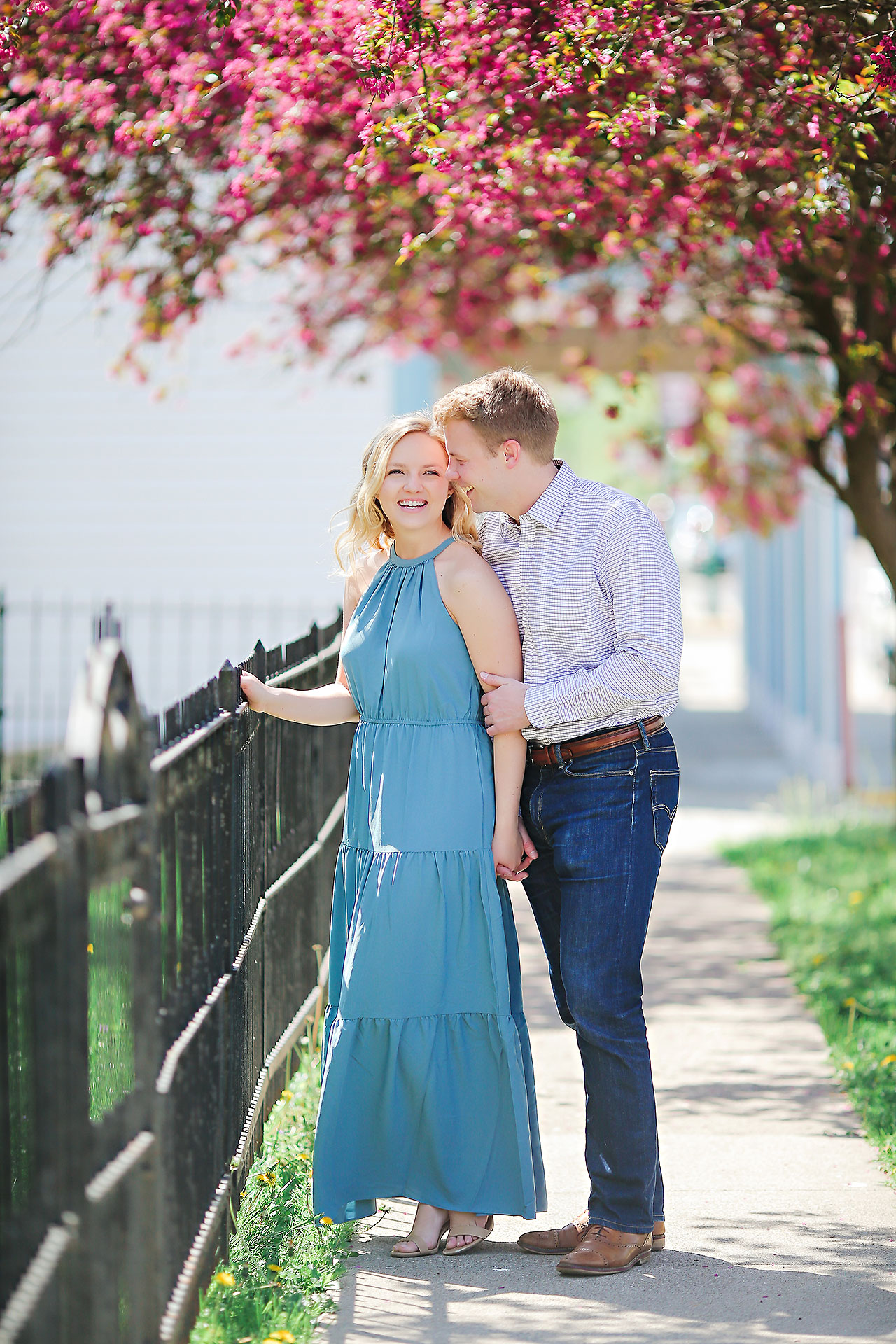 Morgan Max Zionsville Engagement Session 121