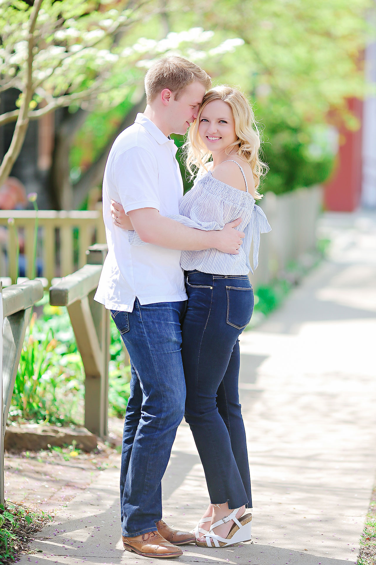 Morgan Max Zionsville Engagement Session 086