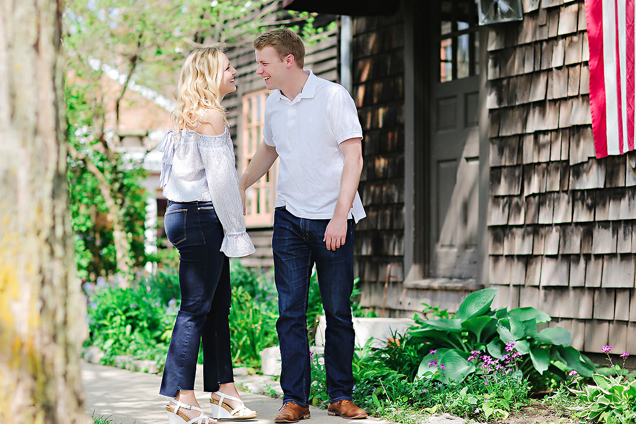 Morgan Max Zionsville Engagement Session 071