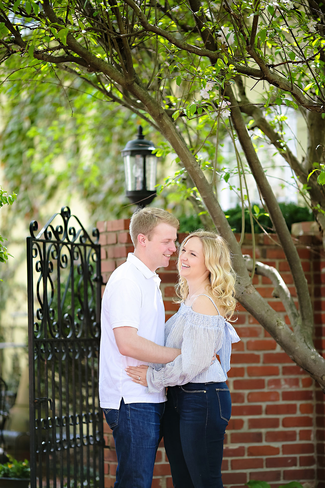 Morgan Max Zionsville Engagement Session 066