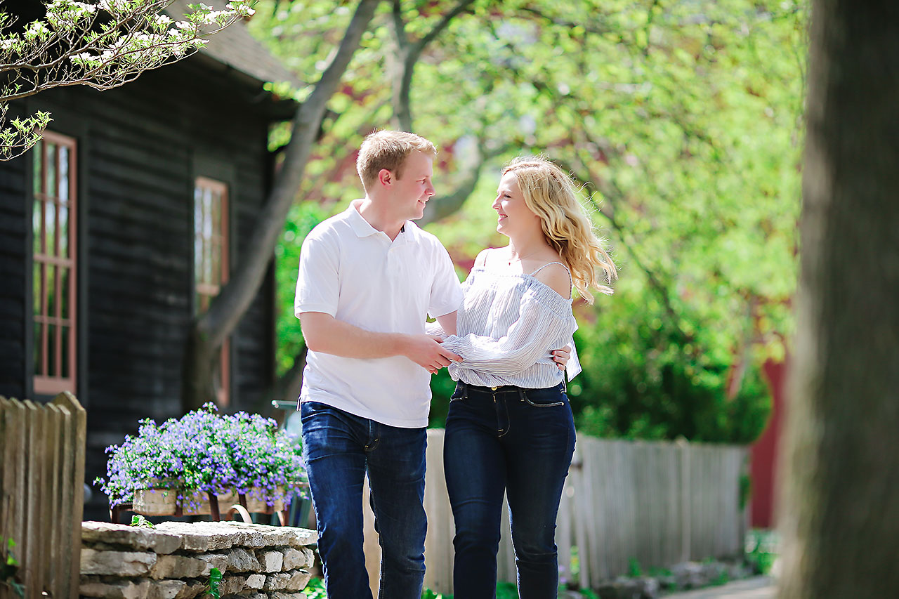 Morgan Max Zionsville Engagement Session 059