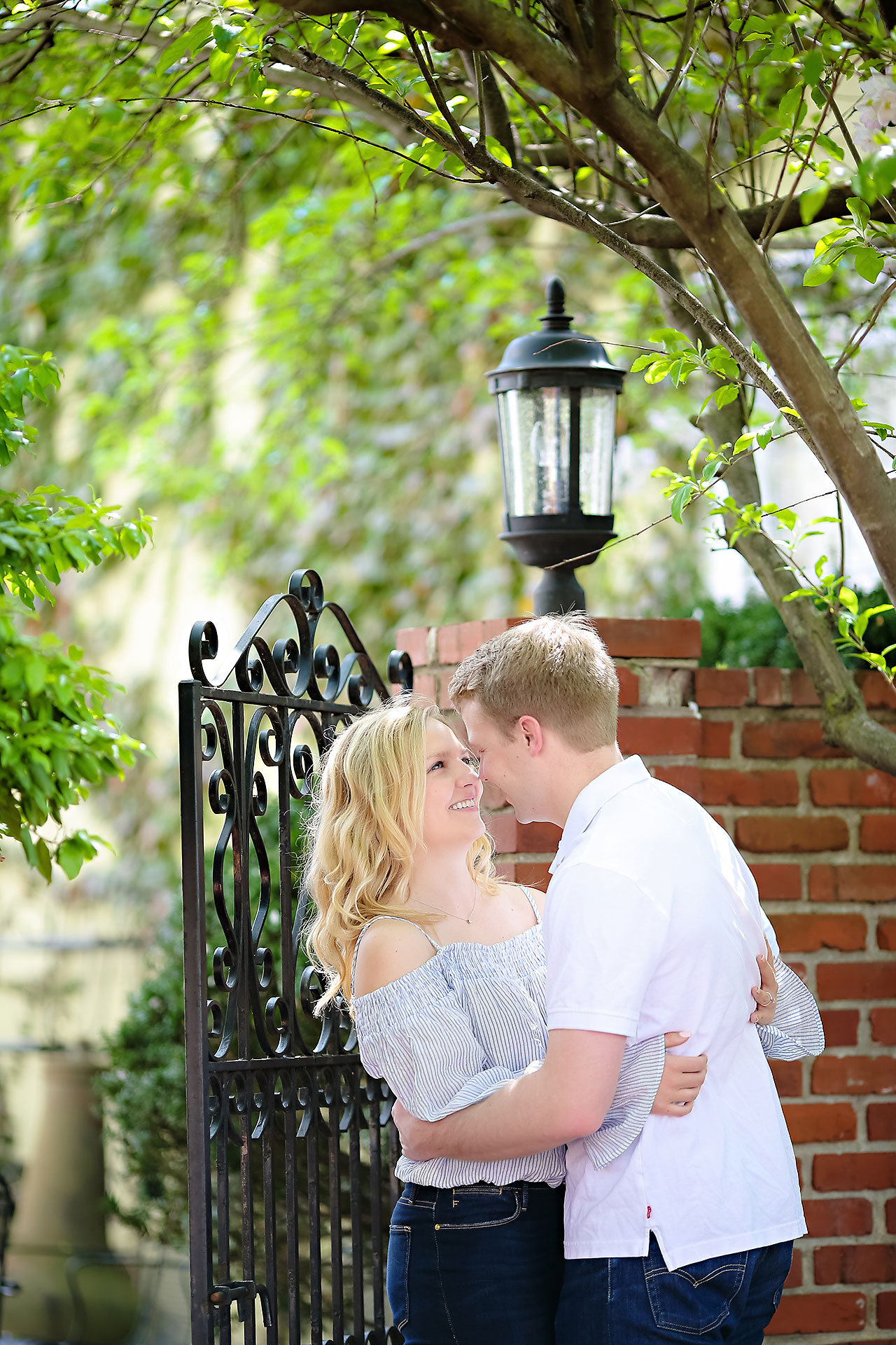 Morgan Max Zionsville Engagement Session 046