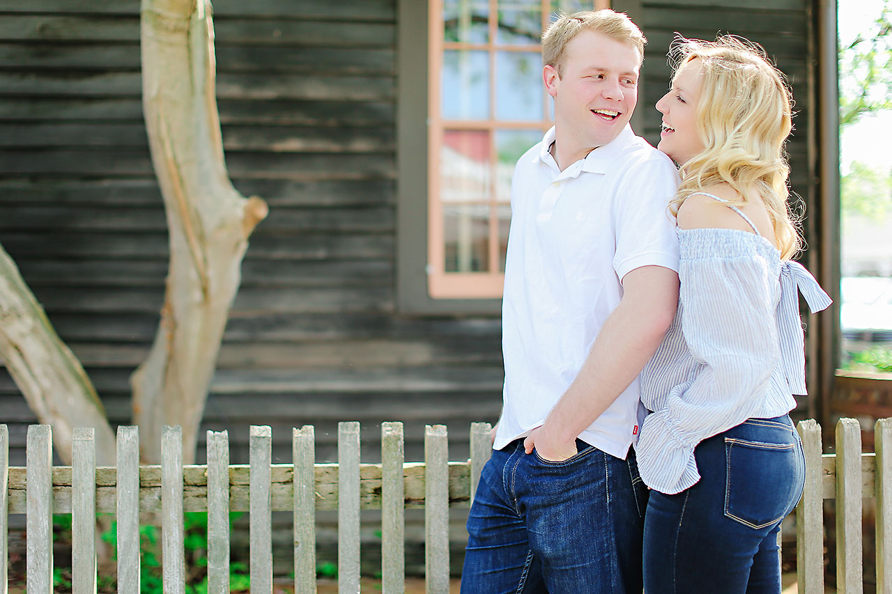 Morgan Max Zionsville Engagement Session 039