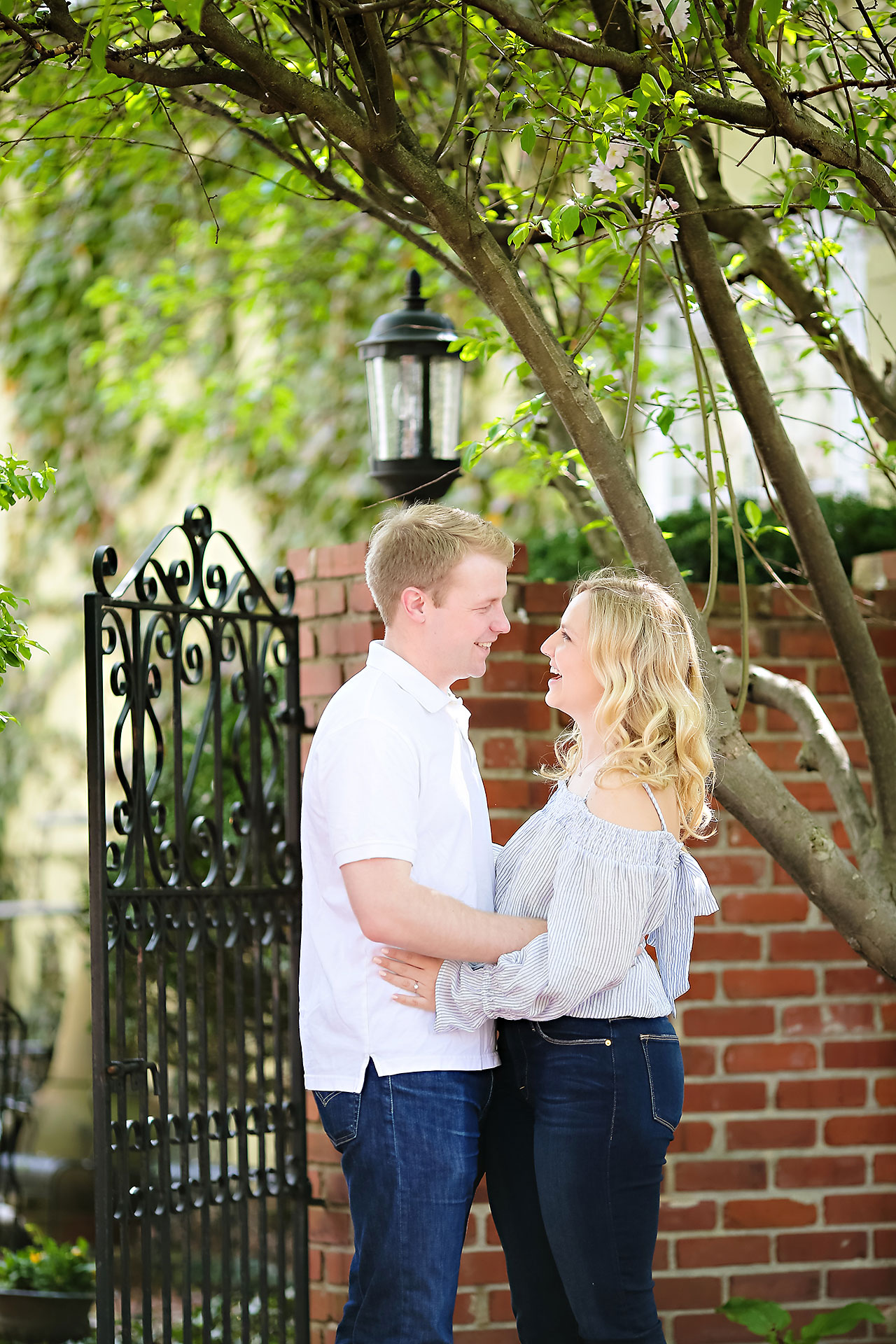 Morgan Max Zionsville Engagement Session 023