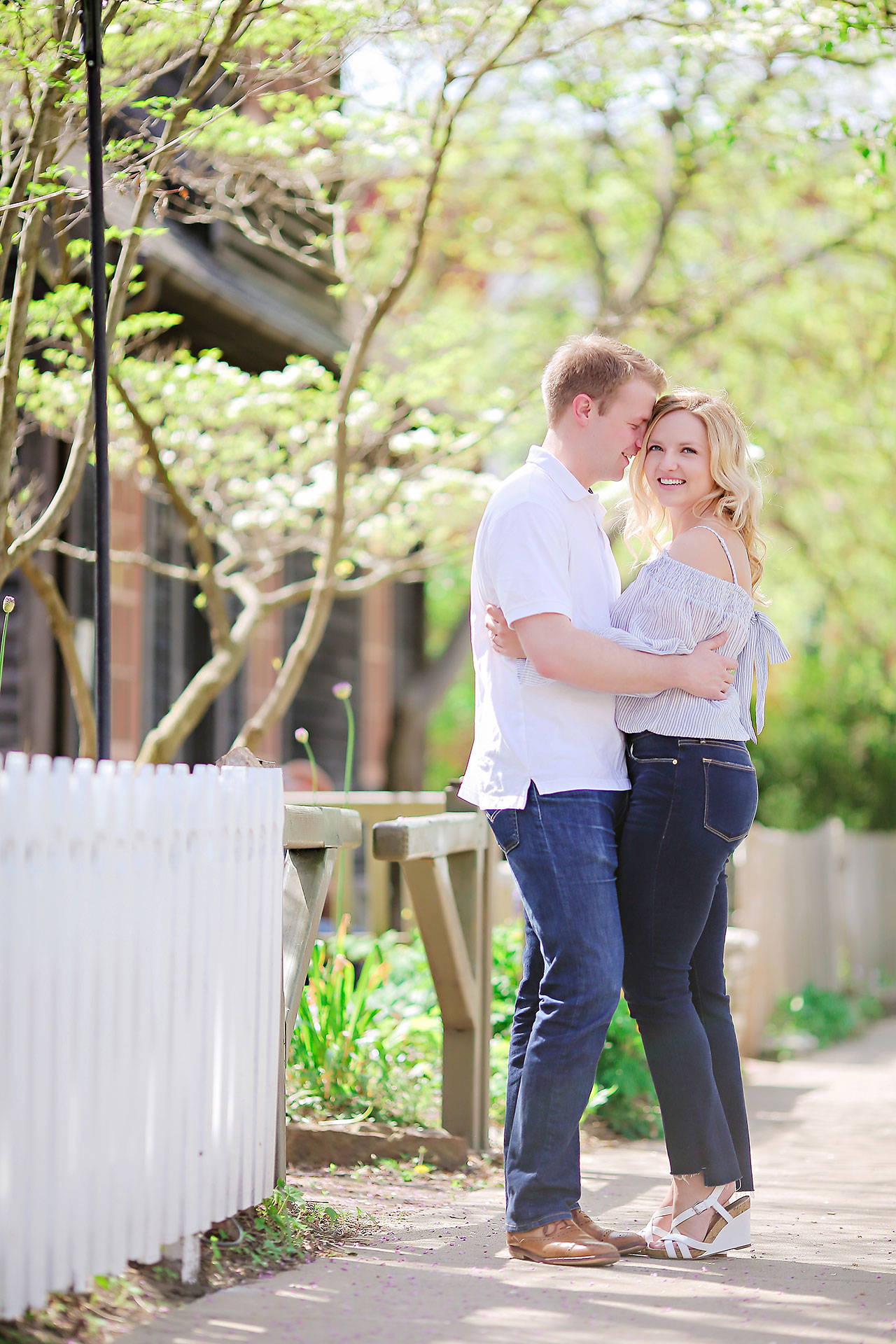 Morgan Max Zionsville Engagement Session 020