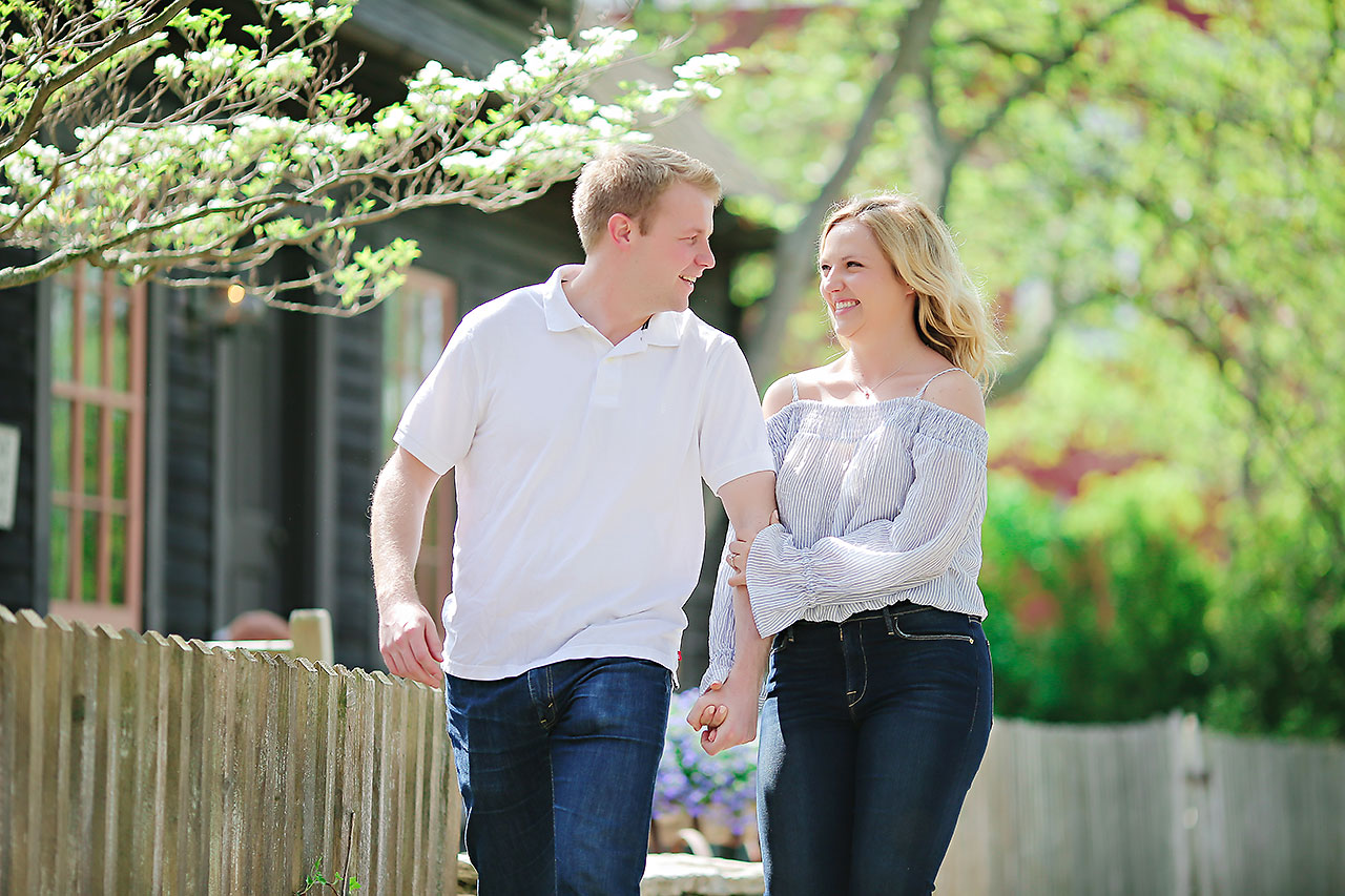 Morgan Max Zionsville Engagement Session 017
