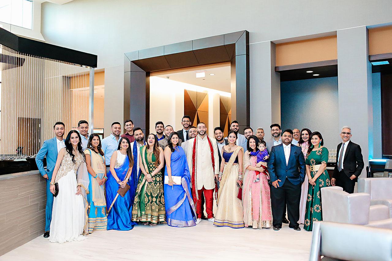 Neil Ganesh Pooja Embassy Suites Conference Center Noblesville 233