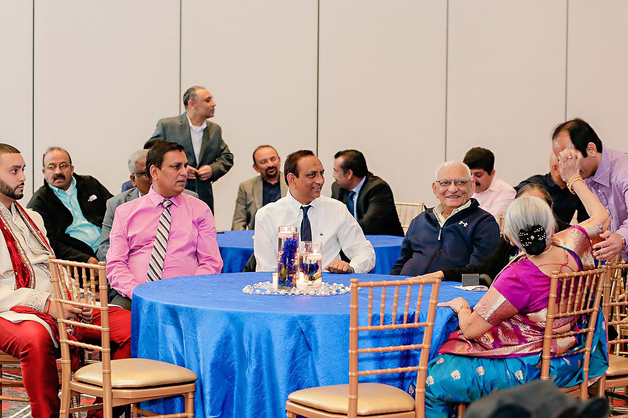 Neil Ganesh Pooja Embassy Suites Conference Center Noblesville 089