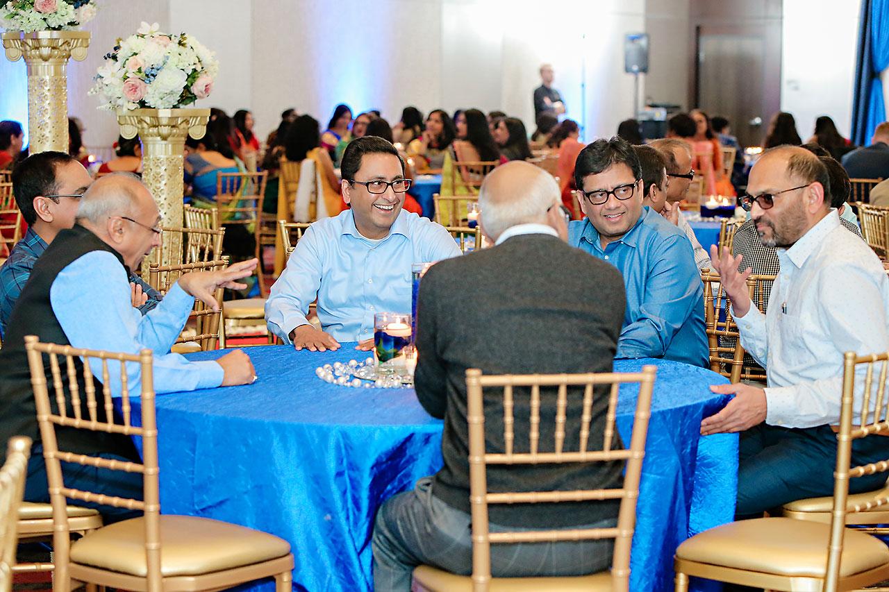 Neil Ganesh Pooja Embassy Suites Conference Center Noblesville 084