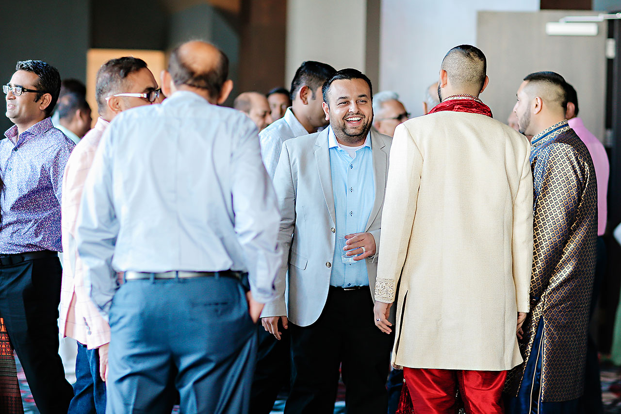Neil Ganesh Pooja Embassy Suites Conference Center Noblesville 062