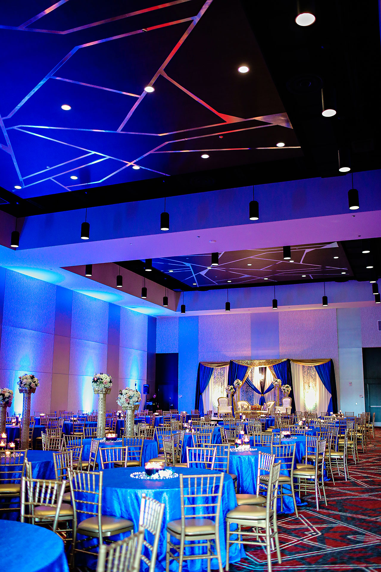 Neil Ganesh Pooja Embassy Suites Conference Center Noblesville 046