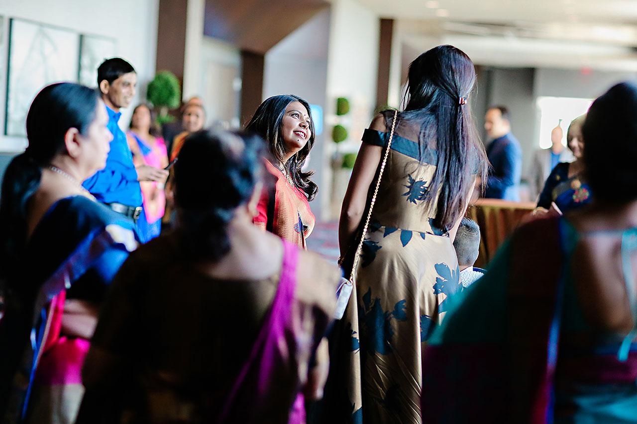 Neil Ganesh Pooja Embassy Suites Conference Center Noblesville 032