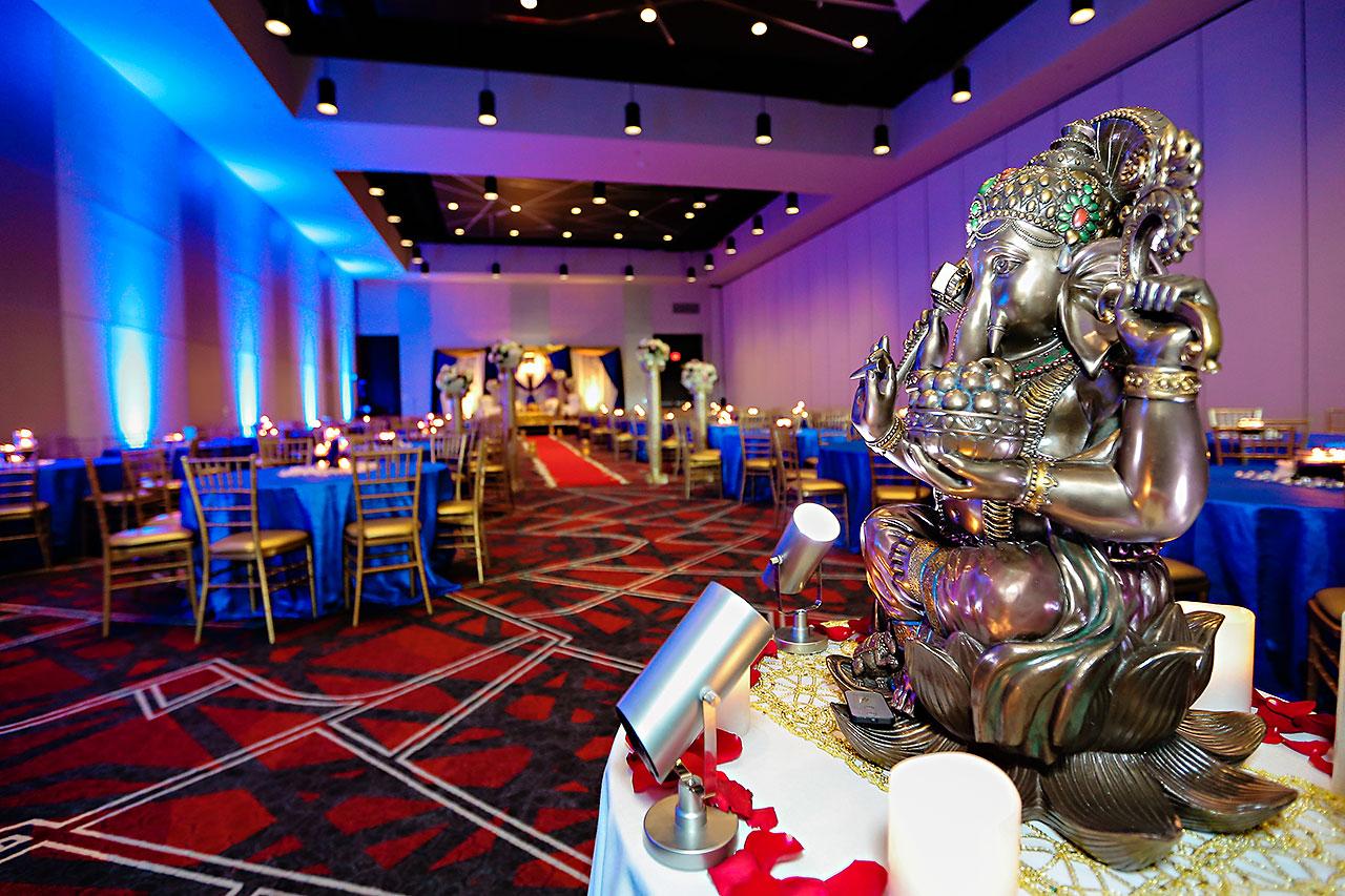Neil Ganesh Pooja Embassy Suites Conference Center Noblesville 033