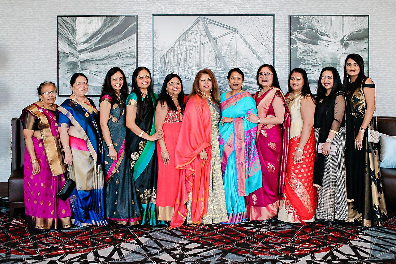 Neil Ganesh Pooja Embassy Suites Conference Center Noblesville 016