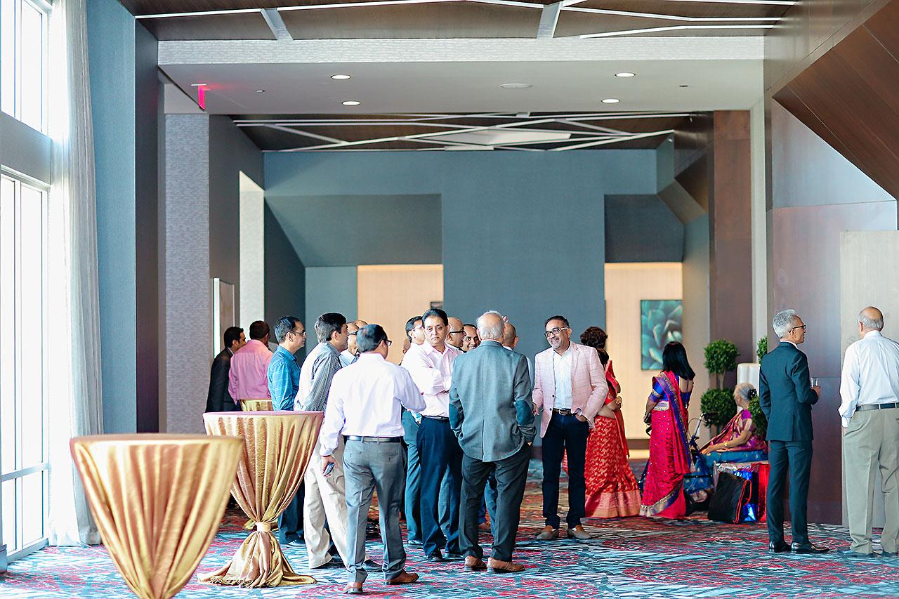 Neil Ganesh Pooja Embassy Suites Conference Center Noblesville 012