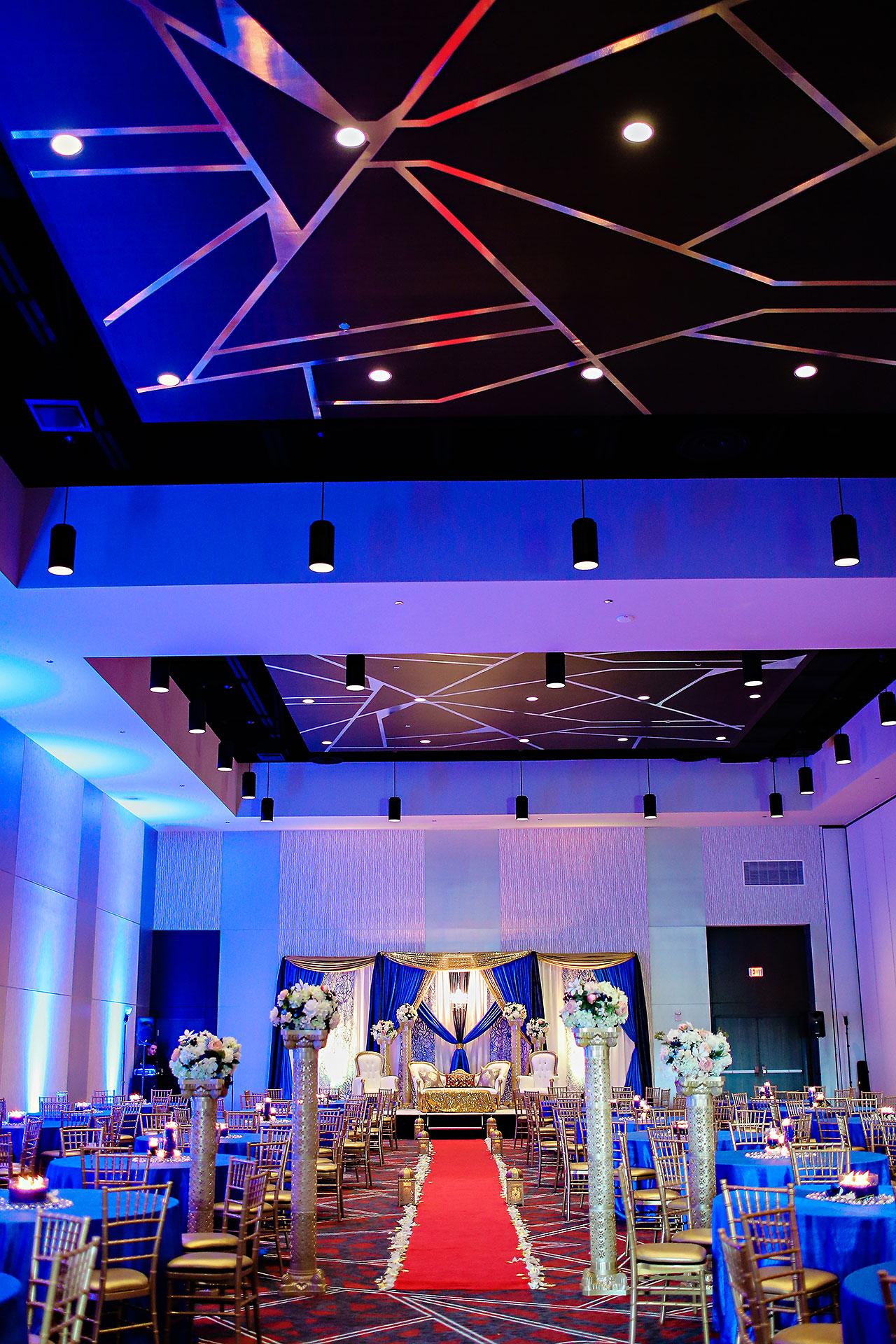 Neil Ganesh Pooja Embassy Suites Conference Center Noblesville 001
