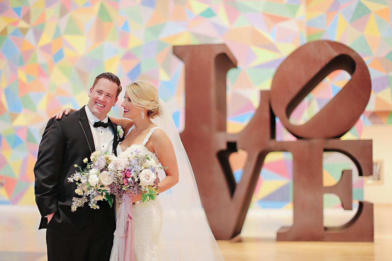 Taryn Jon Indianapolis Museum Of Art Newfields Wedding 176
