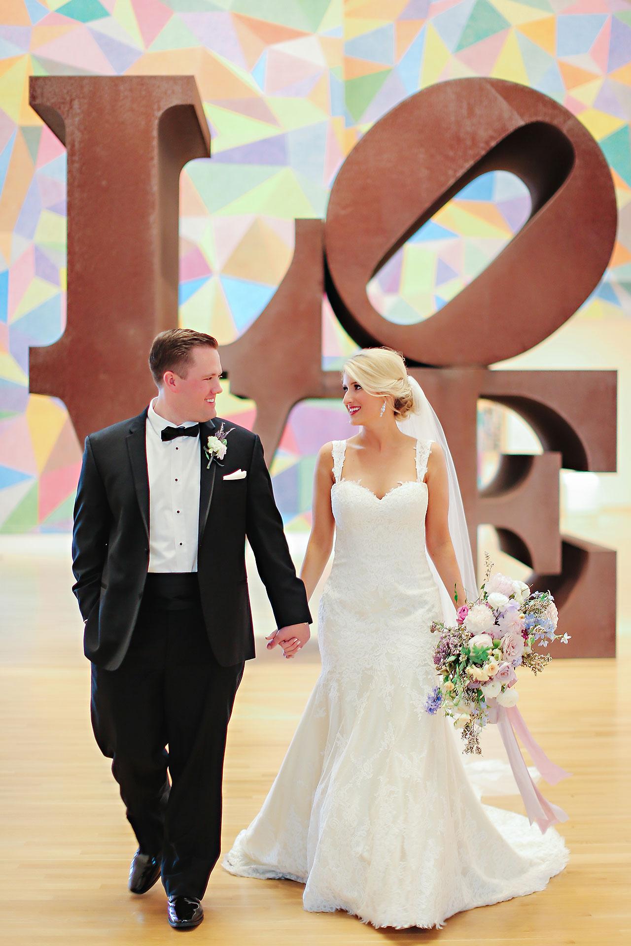 Taryn Jon Indianapolis Museum Of Art Newfields Wedding 172