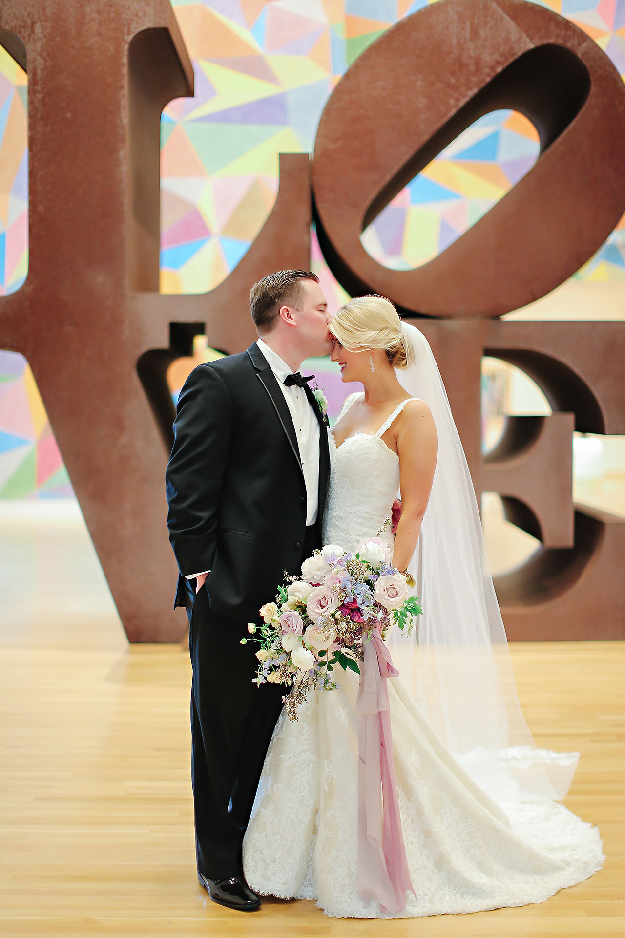 Taryn Jon Indianapolis Museum Of Art Newfields Wedding 169