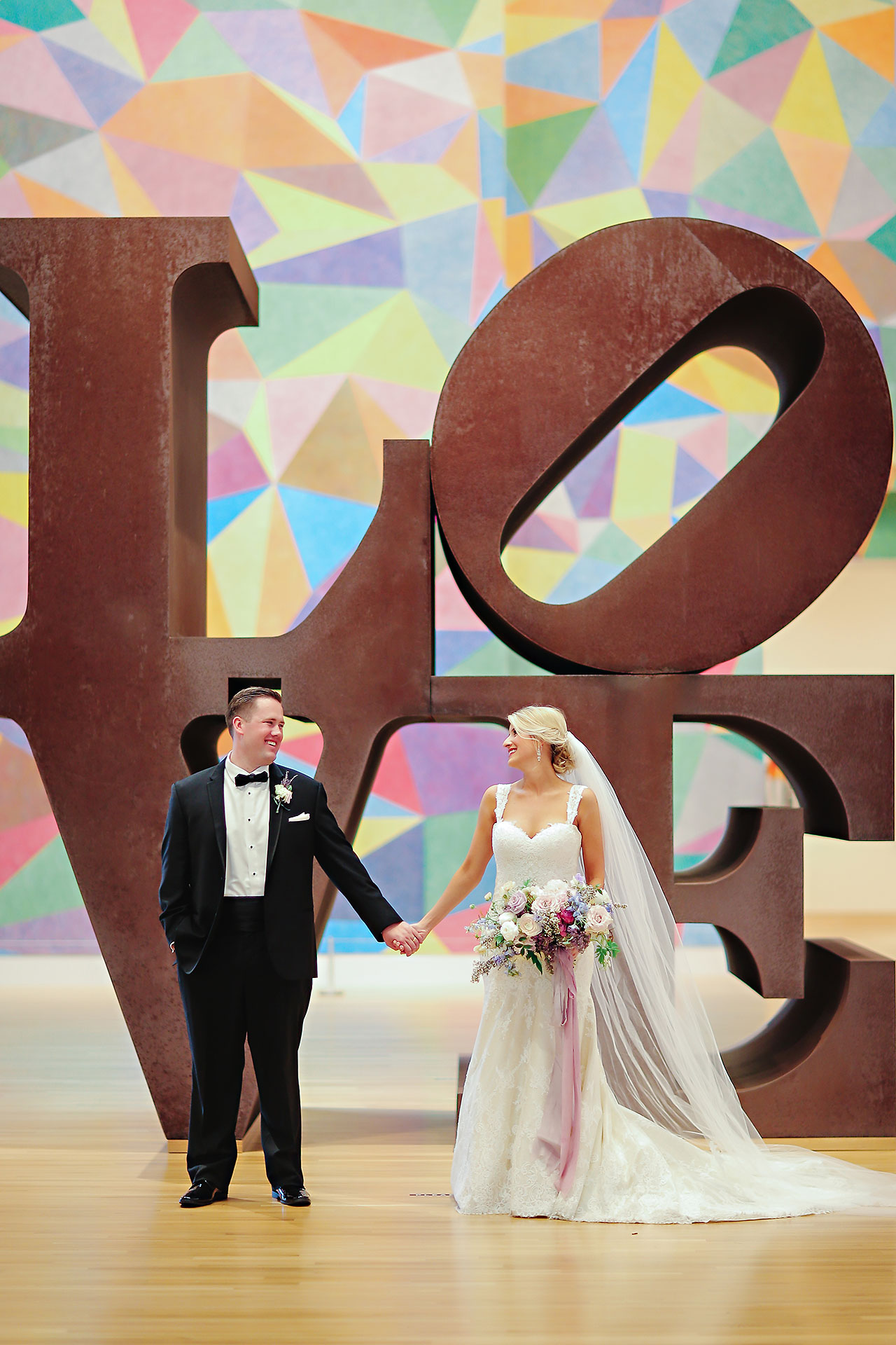 Taryn Jon Indianapolis Museum Of Art Newfields Wedding 166
