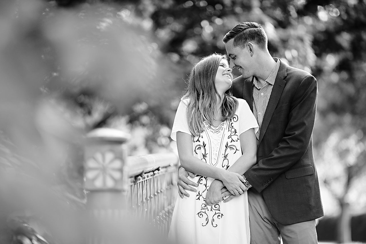 Erin Grant Indianpolis Museum of Art Newfields Engagement Session 180