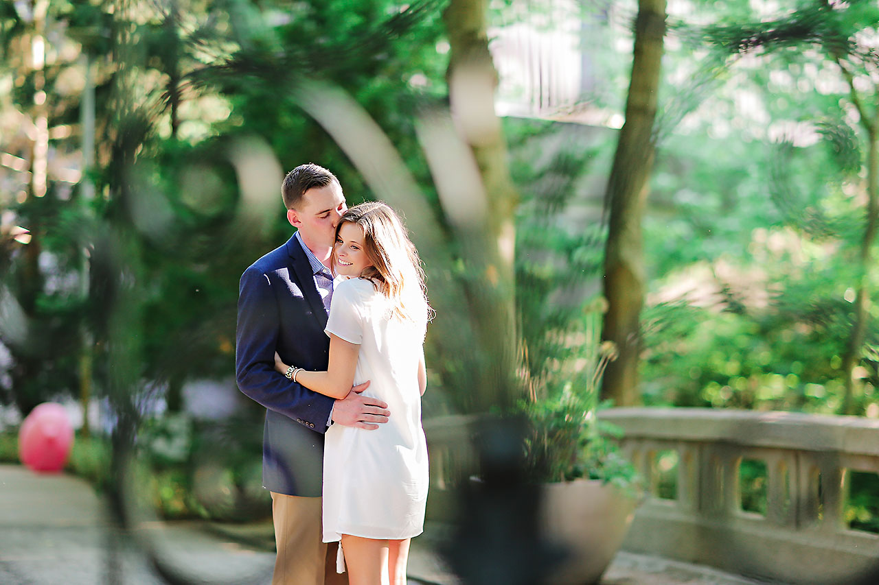 Erin Grant Indianpolis Museum of Art Newfields Engagement Session 181