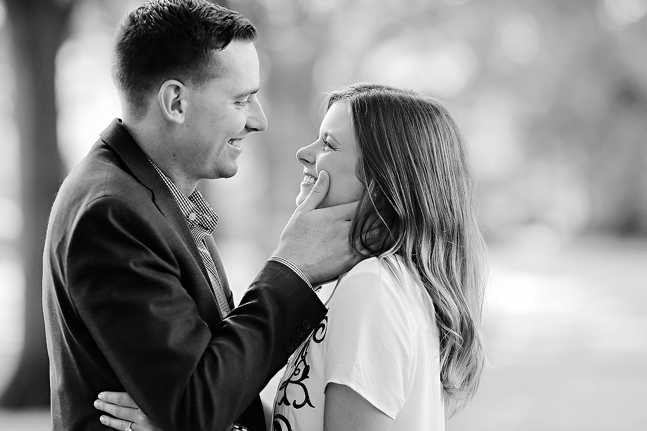 Erin Grant Indianpolis Museum of Art Newfields Engagement Session 170