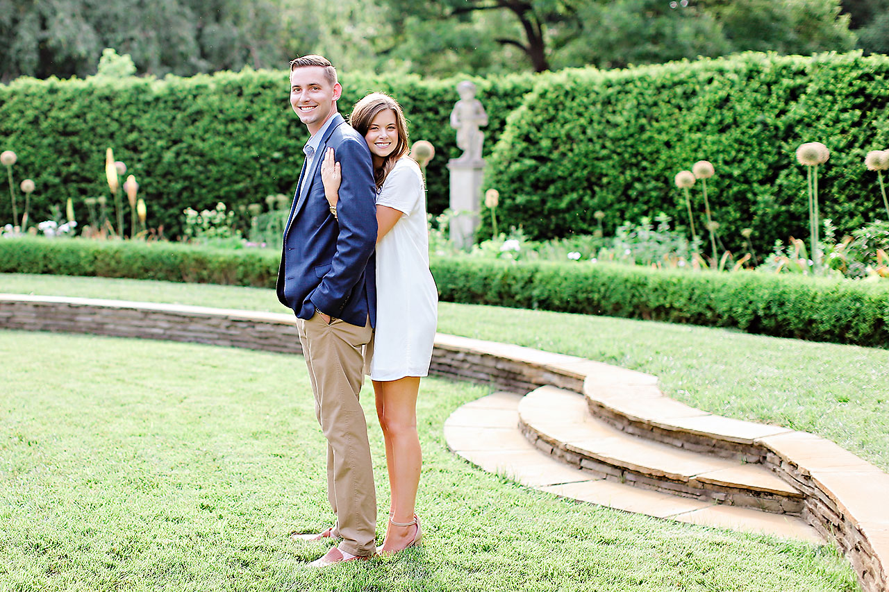 Erin Grant Indianpolis Museum of Art Newfields Engagement Session 167