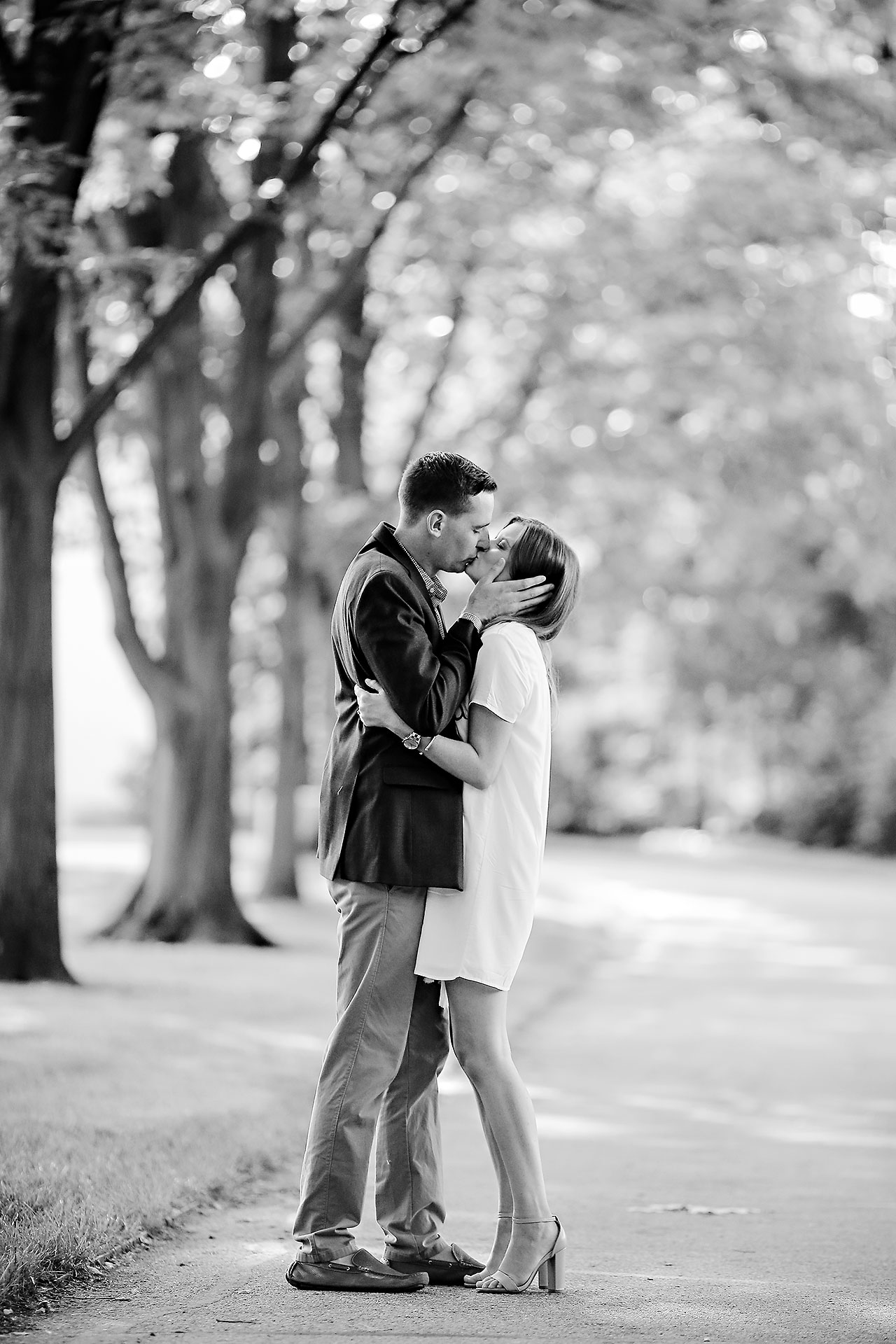Erin Grant Indianpolis Museum of Art Newfields Engagement Session 165