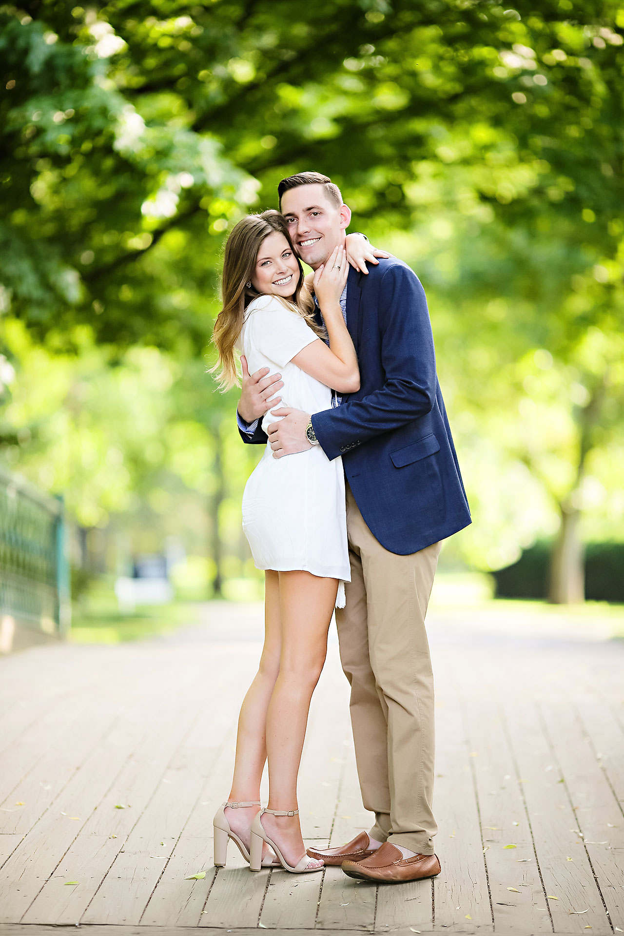 Erin Grant Indianpolis Museum of Art Newfields Engagement Session 164