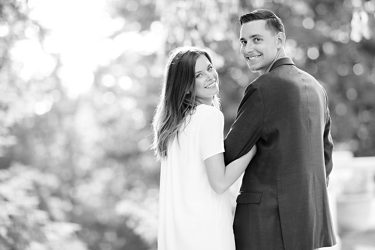 Erin Grant Indianpolis Museum of Art Newfields Engagement Session 156