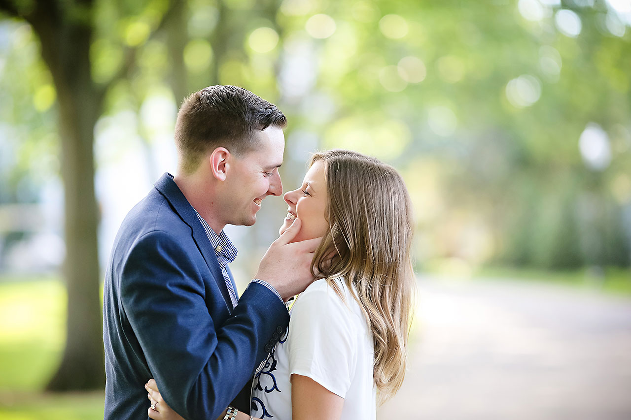 Erin Grant Indianpolis Museum of Art Newfields Engagement Session 154