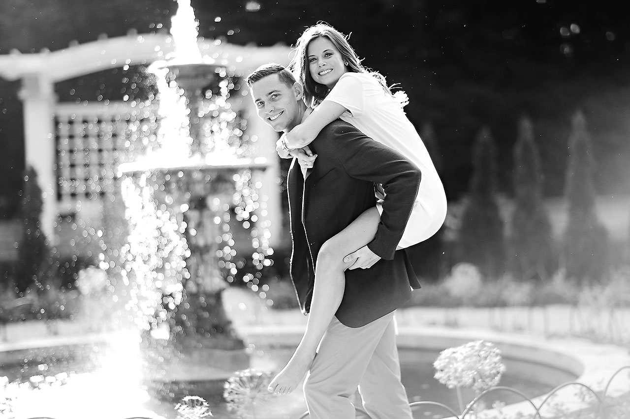 Erin Grant Indianpolis Museum of Art Newfields Engagement Session 153