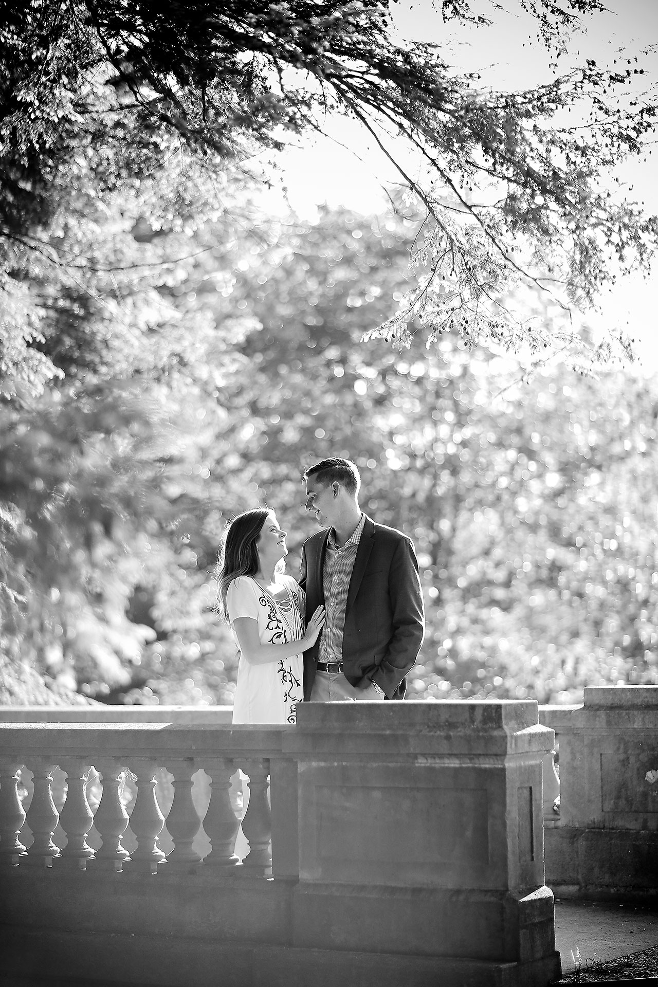 Erin Grant Indianpolis Museum of Art Newfields Engagement Session 149