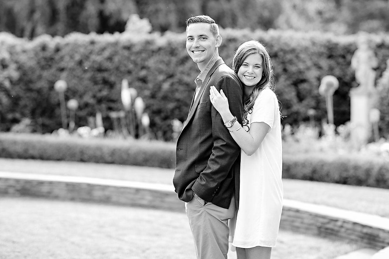 Erin Grant Indianpolis Museum of Art Newfields Engagement Session 139
