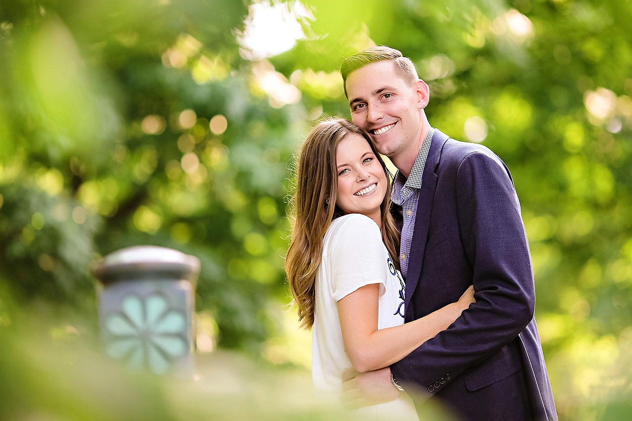 Erin Grant Indianpolis Museum of Art Newfields Engagement Session 133
