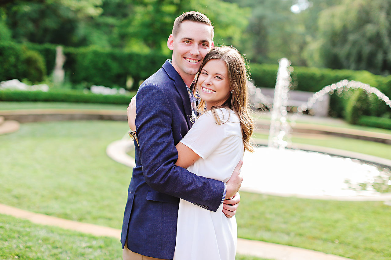Erin Grant Indianpolis Museum of Art Newfields Engagement Session 128