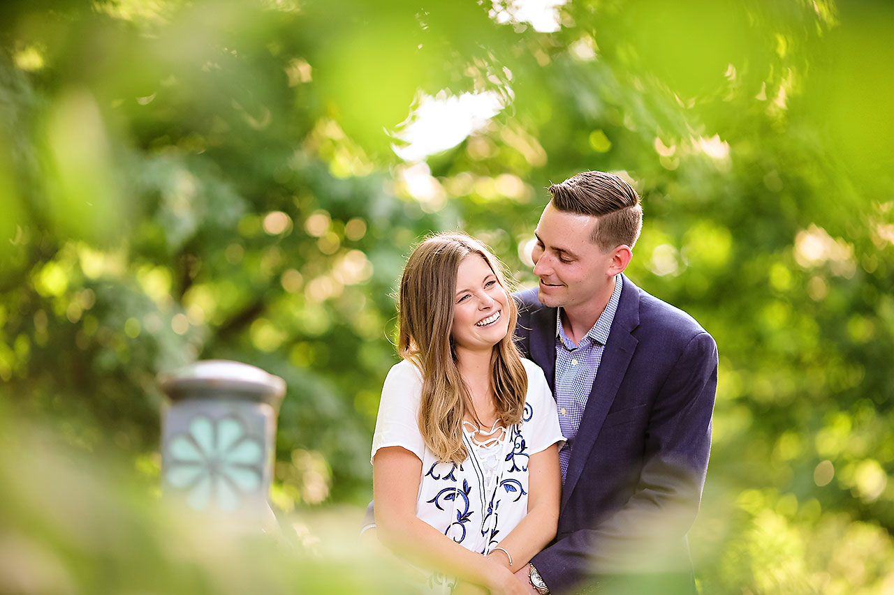 Erin Grant Indianpolis Museum of Art Newfields Engagement Session 129