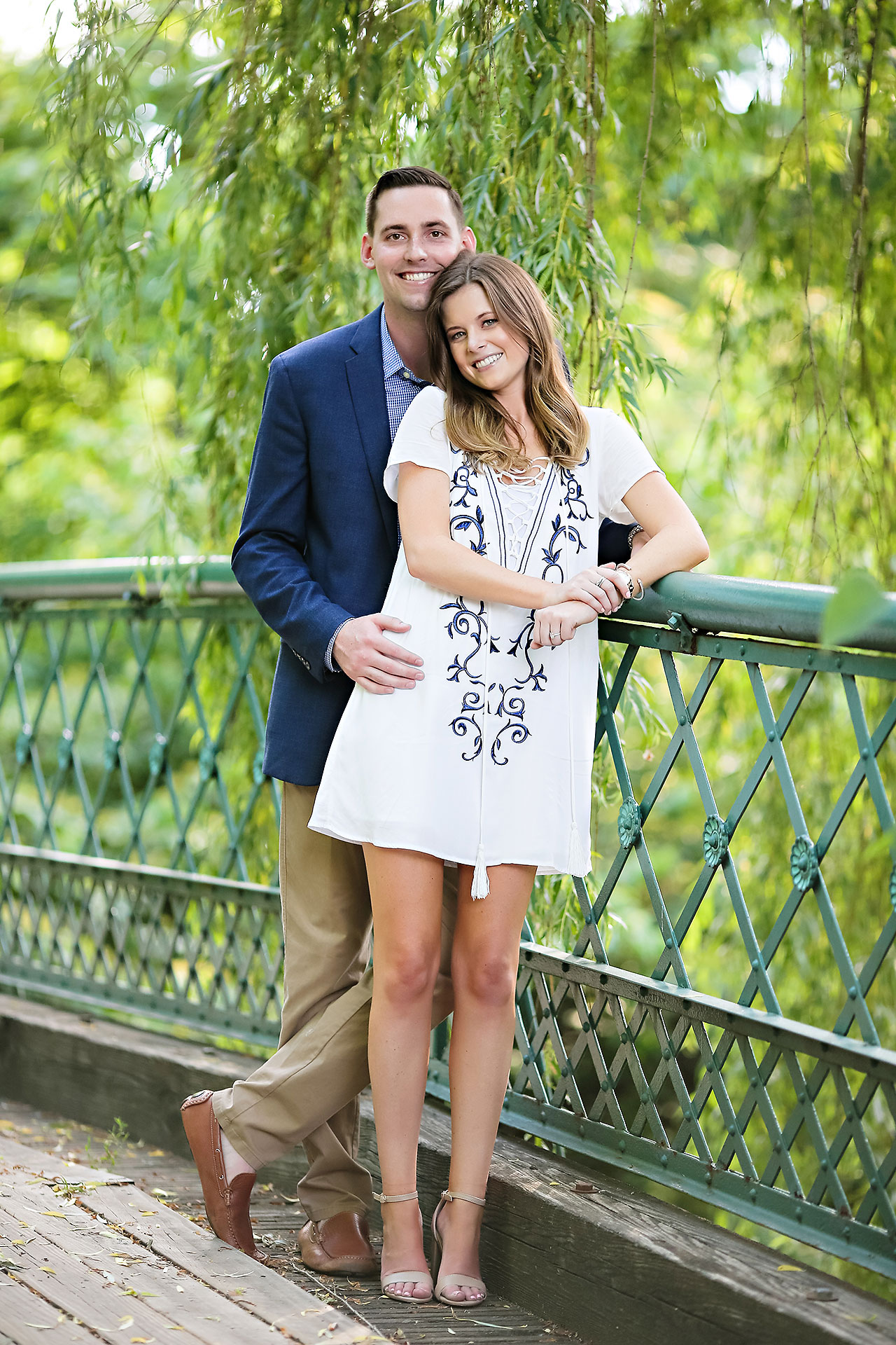Erin Grant Indianpolis Museum of Art Newfields Engagement Session 124