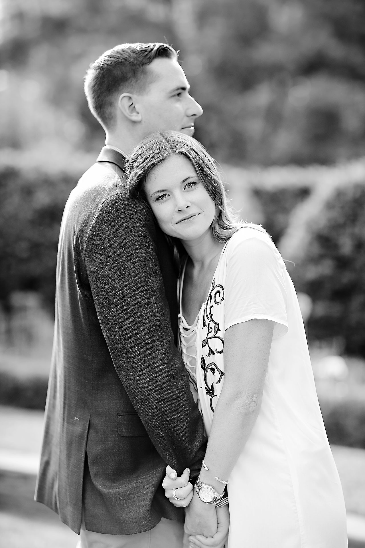 Erin Grant Indianpolis Museum of Art Newfields Engagement Session 123