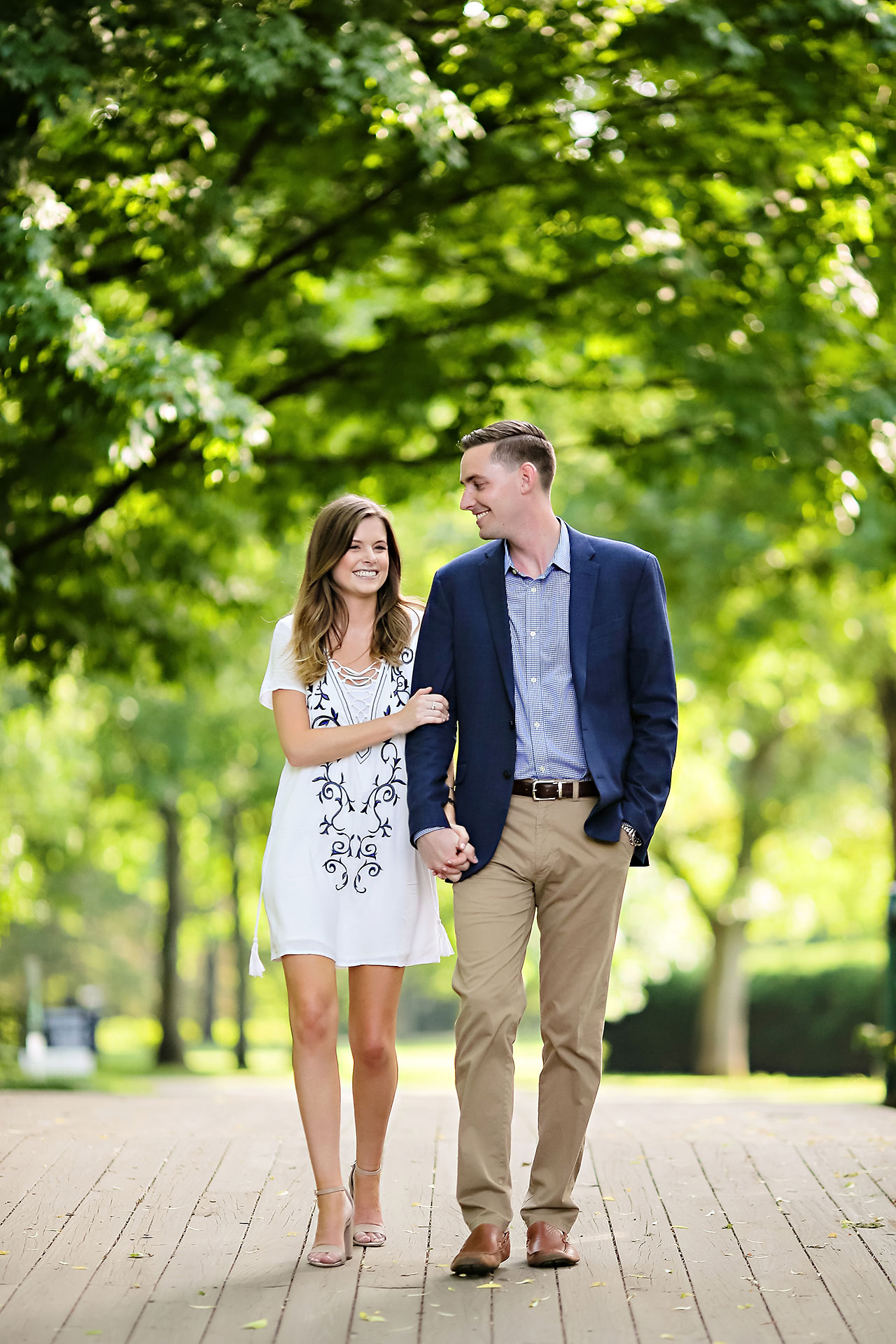 Erin Grant Indianpolis Museum of Art Newfields Engagement Session 112