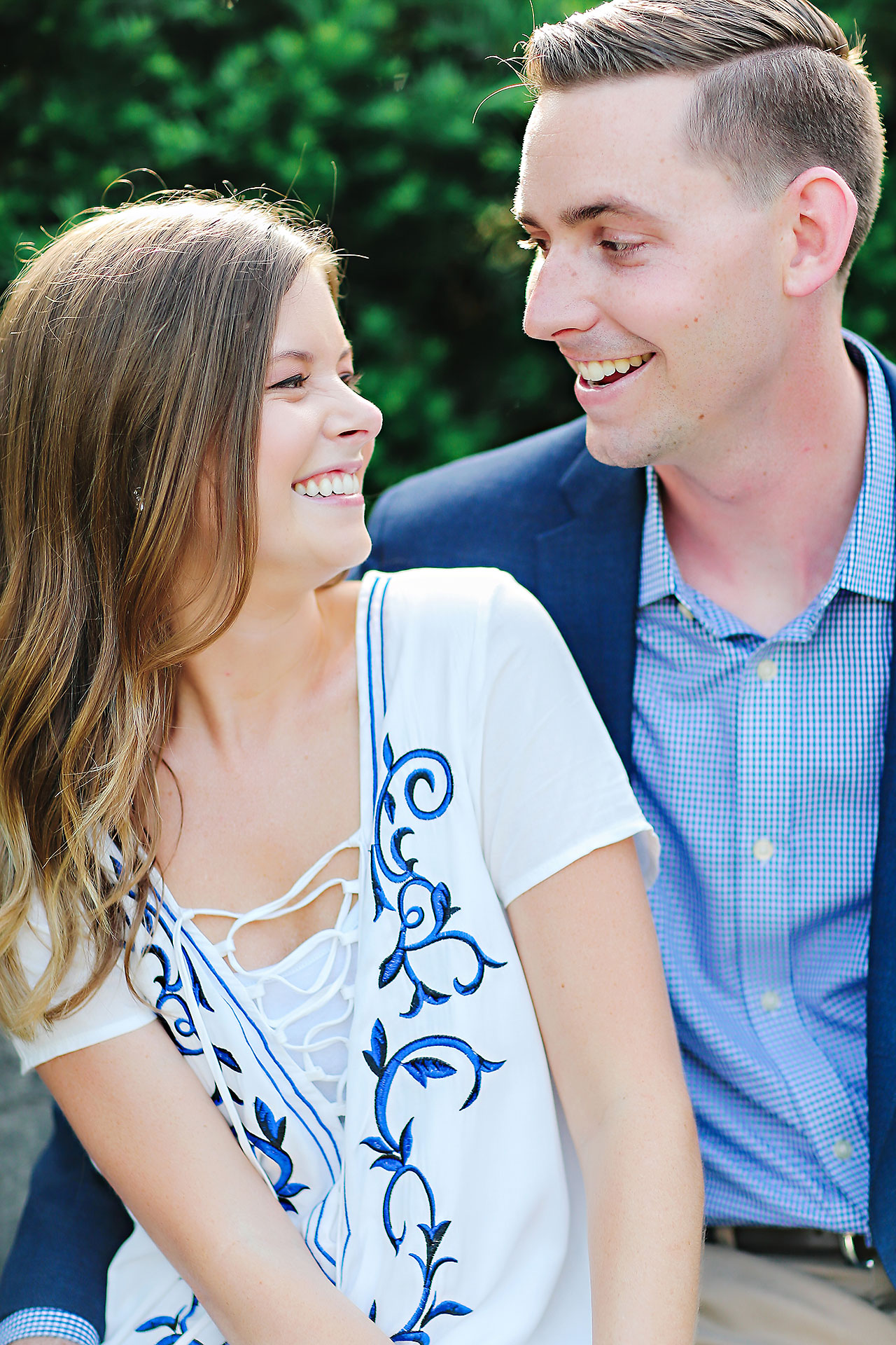 Erin Grant Indianpolis Museum of Art Newfields Engagement Session 102