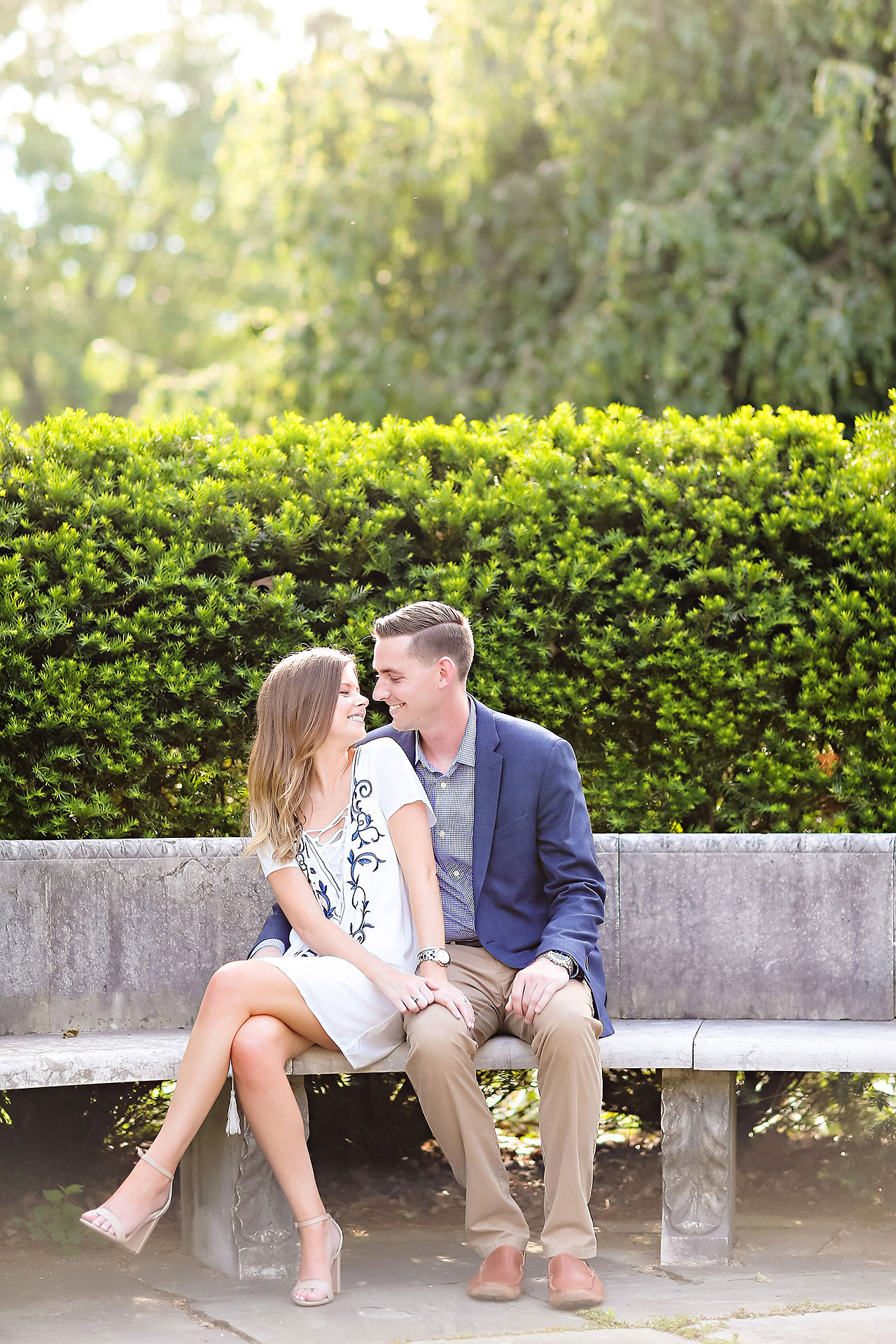 Erin Grant Indianpolis Museum of Art Newfields Engagement Session 087