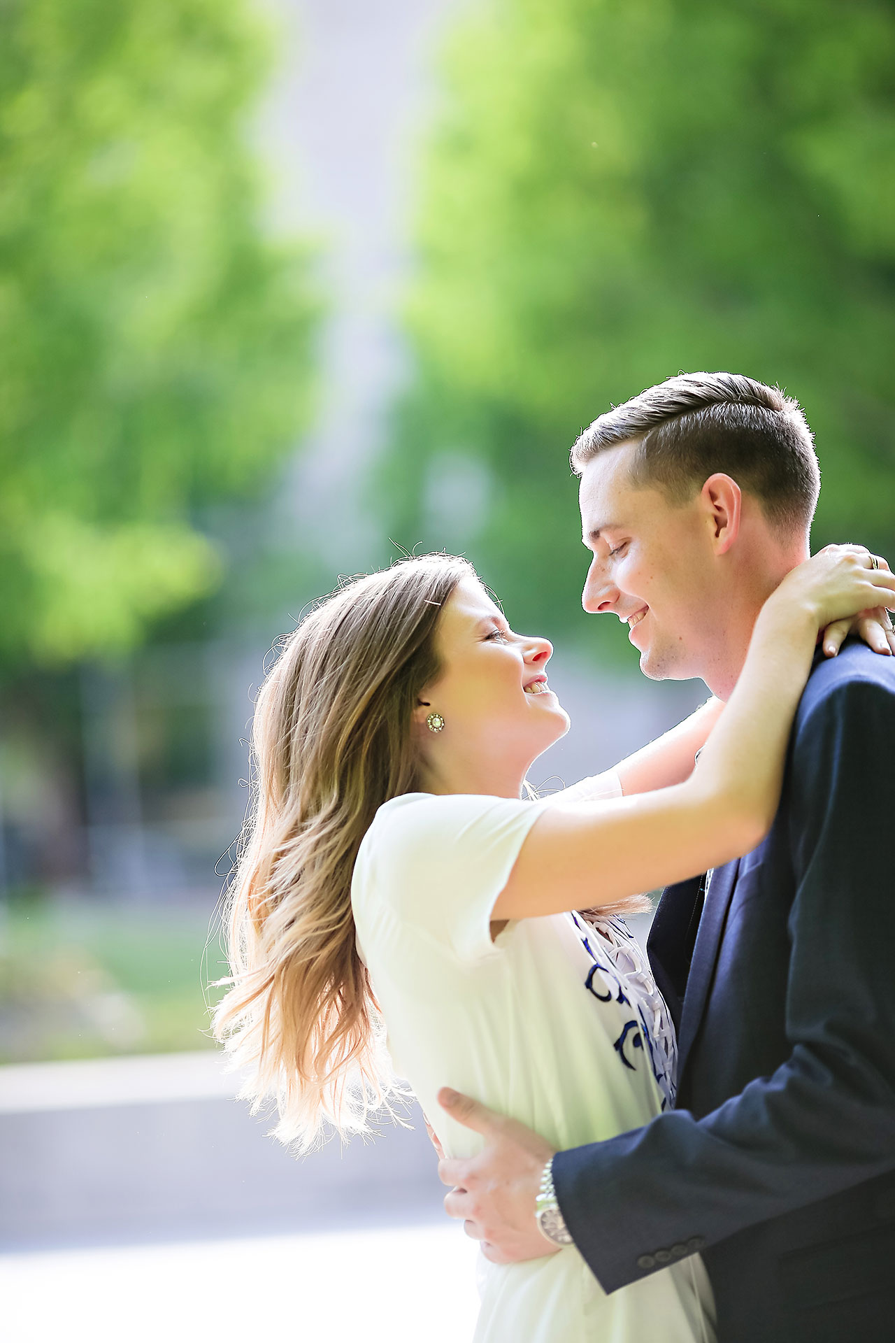Erin Grant Indianpolis Museum of Art Newfields Engagement Session 088
