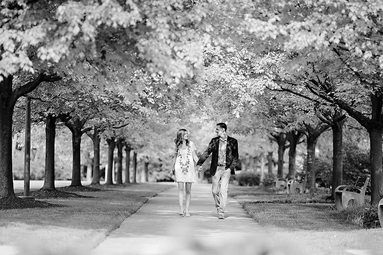 Erin Grant Indianpolis Museum of Art Newfields Engagement Session 085