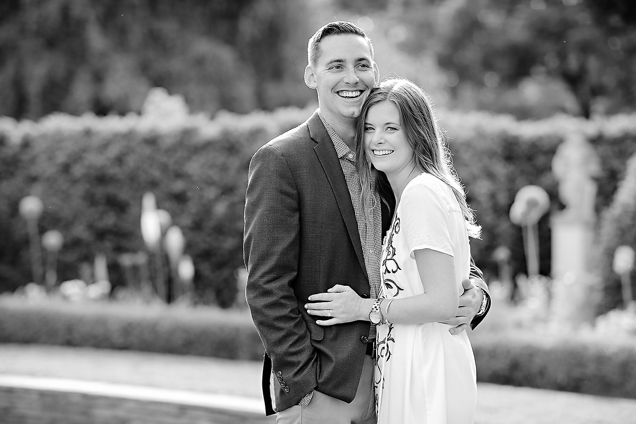 Erin Grant Indianpolis Museum of Art Newfields Engagement Session 080